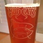 My pint glass from Zebulon, NC